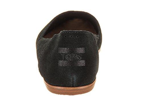 Toms Jutti Black Toms Jutti W W Calzado Calzado Uq8wt6wIp