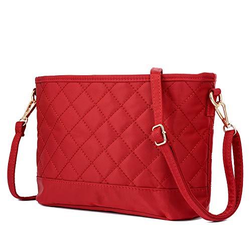 Nylon Hobo Handbags - 9