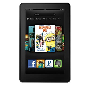 Kindle Fire 7 Lcd Display Wi-fi 8 Gb - Includes Special Offers from Amazon Digital Services, Inc