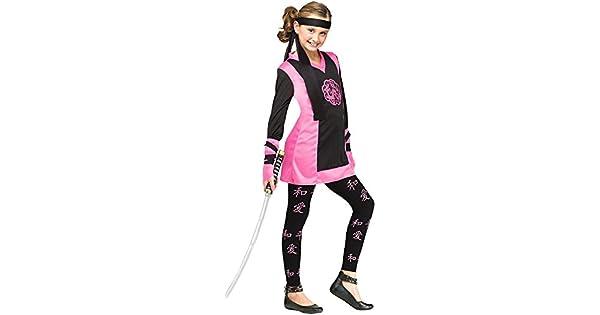 Amazon.com: Disfraz de dragón ninja niño disfraz 8 – 10 ...