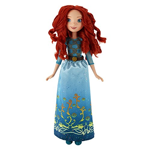 Merida Disney Princess (Disney Princess Royal Shimmer Merida Doll)