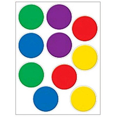Accents Colorful Circles Accent [Set of - Circles Accents Colorful