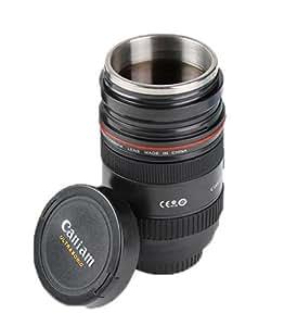 Erayco Caniam 24-70mm F/2.8l 12.5-ounce 1:1 Dslr Camera Lens Coffee Tea Mug