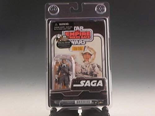 Qiyun Star Wars Vintage Saga Collection Han Solo Hoth Outfit Action Figure 653569213925