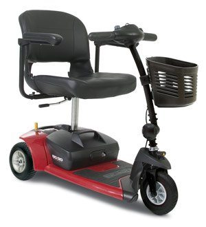 Go Go Travel Vehicle Ultra X 3 Wheel Scooter Color: Red