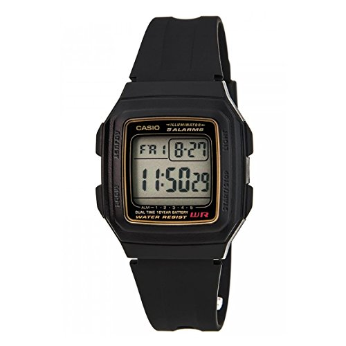 201 Black Case Watch - 7