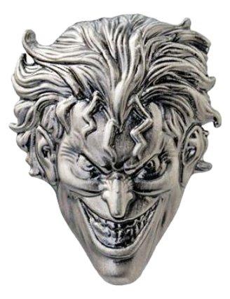 (DC Comics The Joker Pewter Lapel Pin)