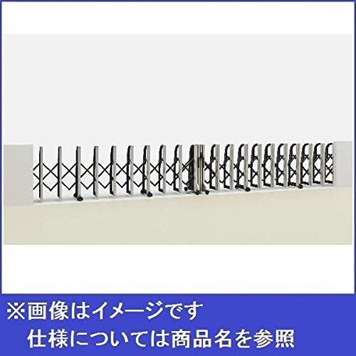 四国化成 ALX2 固定キャスター ALXC16-2295WSC 両開き 『カーゲート 伸縮門扉』