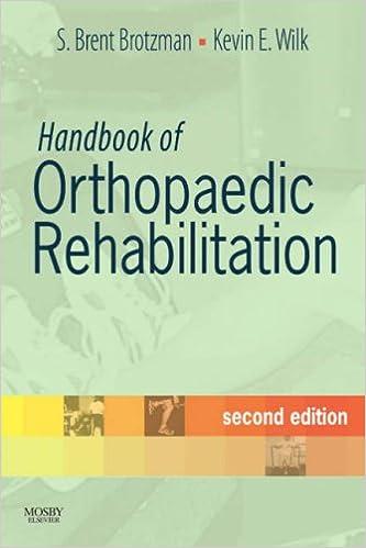 Clinical Orthopedic Rehabilitation Pdf