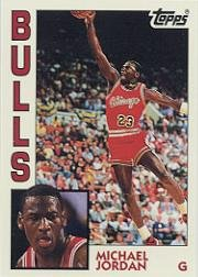 Topps Michael Archives Basketball Protective