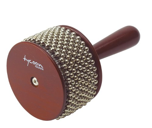 Tycoon Percussion Standard Cabasa - Brown ()