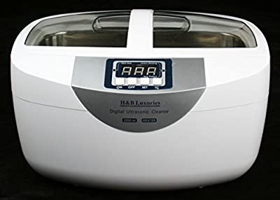 Industrial Grade 160 Watts Ultrasonic Cleaner