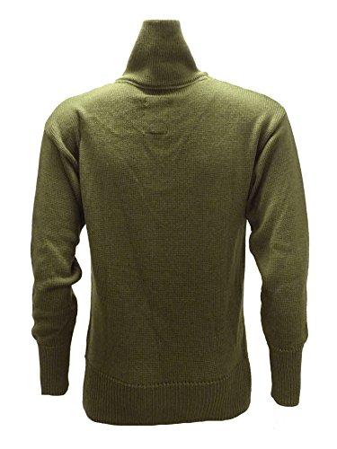 G-Star - Herren Pullover - ARTIC 1/2 ZiP KNIT - Pullover - Grün - L