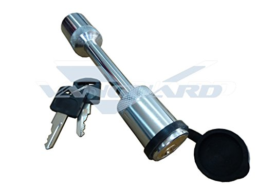 VANGUARD Steel Premium 5/8″ Hitch Lock Pin for 2″ Receivers