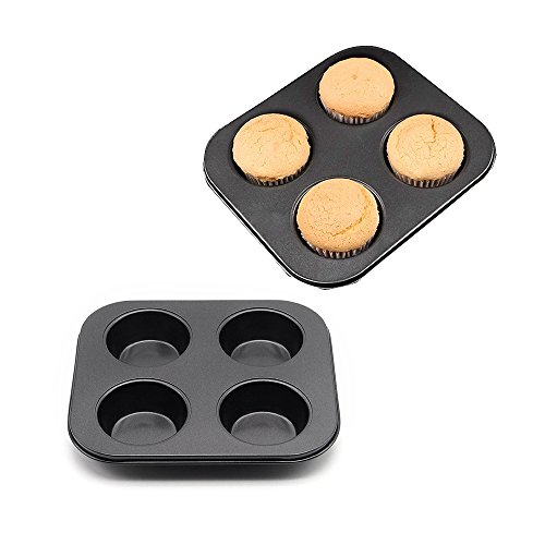 Perfect for Big Muffins and Meatballs!
