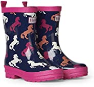 Hatley Girls' Printed Rain Boots Acces