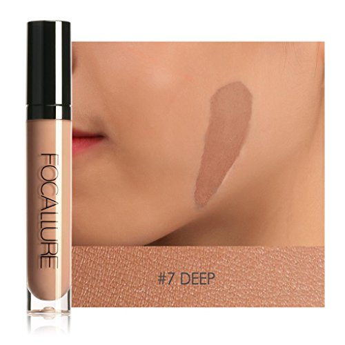 BB Cream, Liquid Foundation Moisturizing Waterproof Pro HD concealer Make-Up Cover Foundation (G)