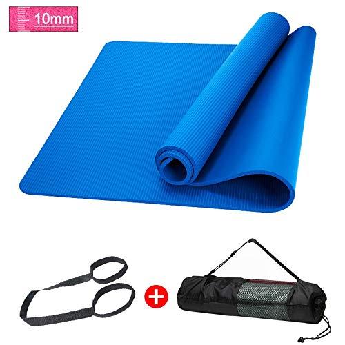 Esterilla de Yoga de 15 mm de Grosor, Antideslizante, para ...