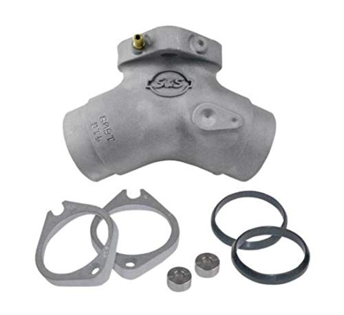 S&s Cycle Manifold - S&,S Cycle S&S High-Performance Intake Manifold 160-1658