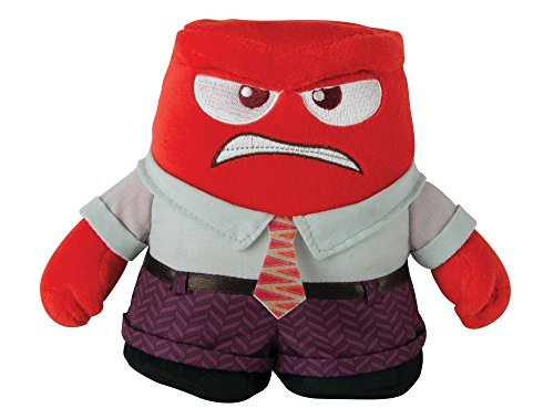 Tomy Inside Out Small Plush  Anger