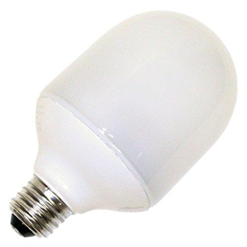 TCP 1T241935K CFL T24 Capsule A-Lamp - 75 Watt Equivalent (only 19w used!) Bright White (3500K) Covered Light Bulb - 1100 Lumens (T24 Capsule)