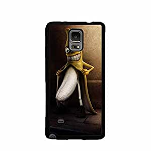 Funny Banana Galaxy Note 4 Rubber Phone Case
