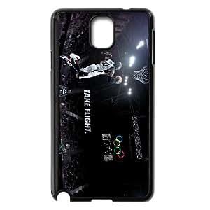 Sports kobe bryant take flight Samsung Galaxy Note 3 Cell Phone Case Black 91INA91389695