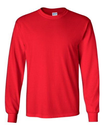 Red Apparel Adult Tee - 2