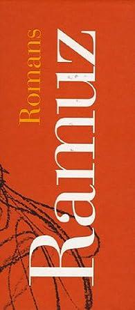 Charles-Ferdinand Ramuz Romans Coffret 2 en volumes par Charles Ferdinand Ramuz