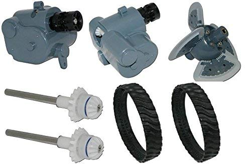 Zodiac Baracuda MX8 Suction Pool Cleaner Complete Rebuild Kit