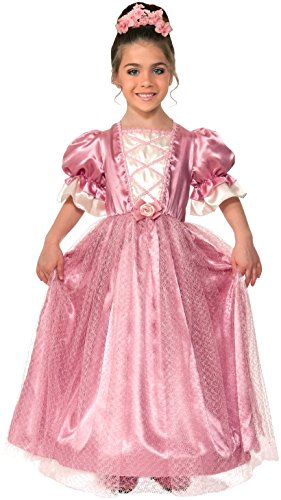 [Forum Novelties Lady Rose Costume, Medium] (Medieval Shirt Adult Costumes)