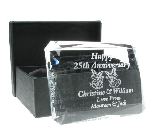 50th Wedding Anniversary Gift Engraved 50th Wedding Anniversary