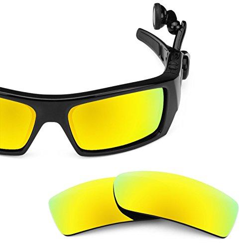 No Polarizados Múltiples Para 2 Oakley De Opciones — Thump Mirrorshield Bolt Dorado Repuesto Lentes OBqx7A