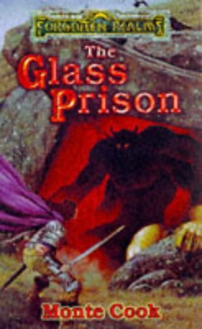 book cover of The Glass Prison