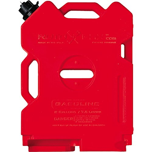 RotopaX RX-2G Gasoline Pack - 2 Gallon Capacity ()