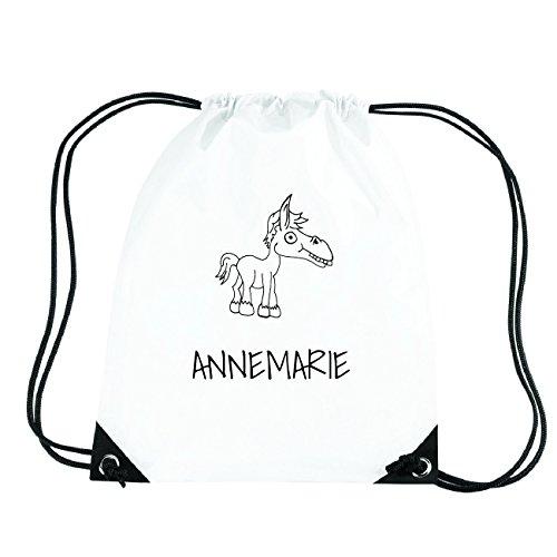 JOllipets ANNEMARIE Turnbeutel Sport Tasche PGYM5148 Design: Pferd