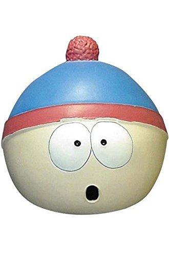 South Park Masks (South Park Stan Overhead Latex Mask, Multi Color, One Size)