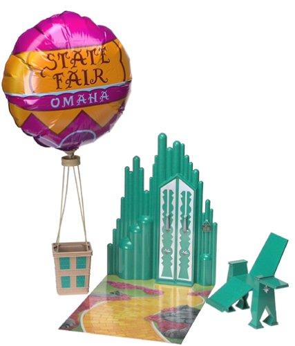 Wizard of Oz Barbie Dolls Emerald City