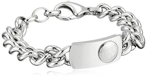 Diesel Men's Logo Link Bracelet, 7.5