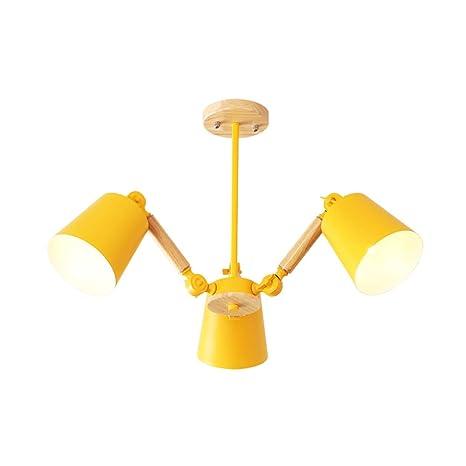 Amazon.com: LPZF - Lámpara de techo simple para recámara ...