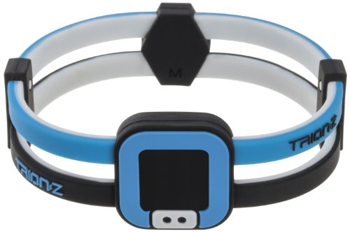 Trion Duo Loop Silicone Magnetic Bracelet