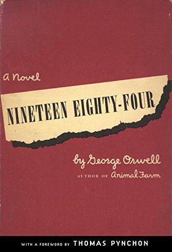 Nineteen Eighty Four,Centennial Ed