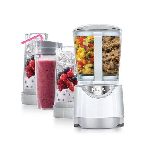 Ninja Kitchen System Pulse Blender with Free Cookbook - Model BL205