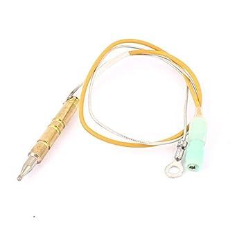 Tipo de Gas Cocinas eDealMax Solo Cable del Sensor de temperatura de la sonda de termopar: Amazon.com: Industrial & Scientific