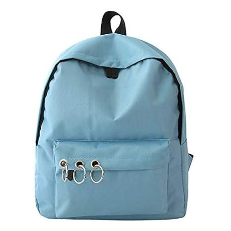 Amazon.com: mochilas Mujer Canvas Bag Female Korean Backpack for Women School Student Teenage Girl Mochila Escolar: Kitchen & Dining