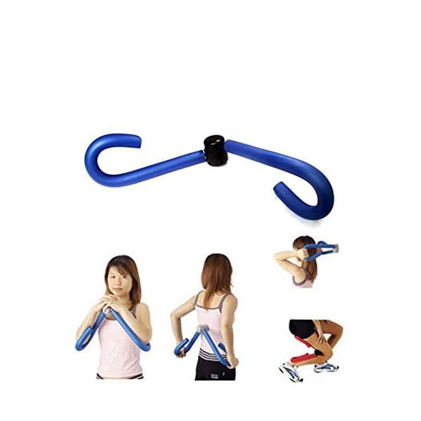 Multi Use Workout Master Fitness Exerciser Toner Thigh Waist Butt Leg Arm Muscle