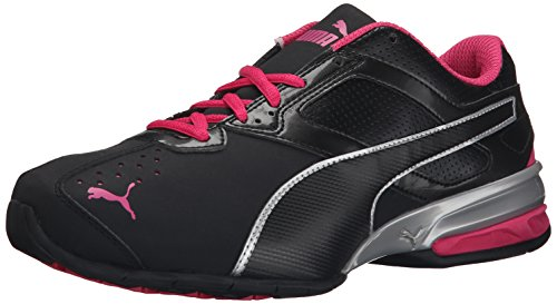 puma-womens-tazon-6-wide-womens-training-shoe-black-puma-silver-beetroot-purple-75-b-us
