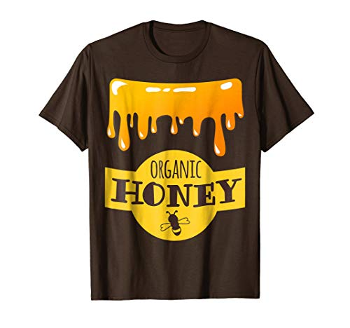 Honeypot Costume Shirt Gift for Beekeepers & Honey Lovers -