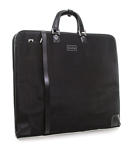 Calvin Klein Cortlandt 2.0 22'' Garment Sleeve, Black by Calvin Klein