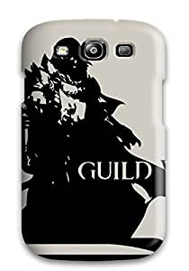 Durable Guild Wars 2 Video Game Other Back Case/cover For Galaxy S3